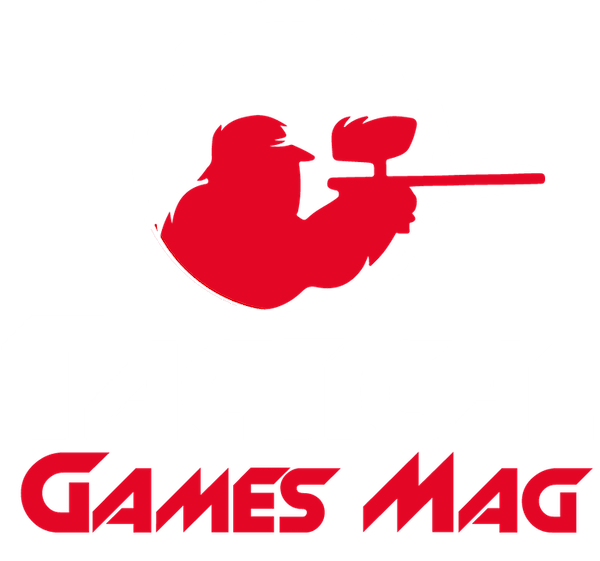 Tactical Games Mag Logo