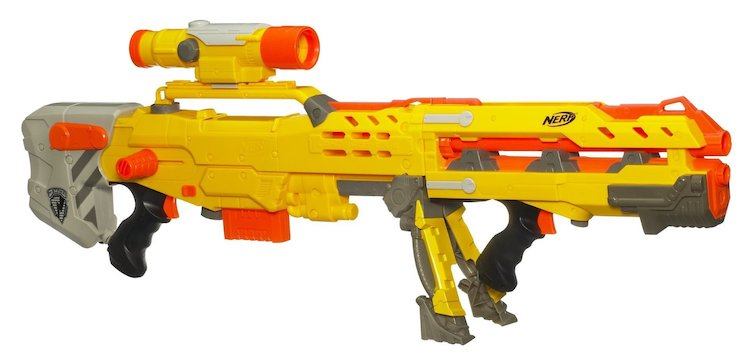 10 Most Accurate Nerf Guns - The Definitive Guide to Nerf