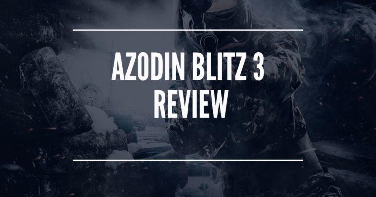 Azodin Blitz 3 Review