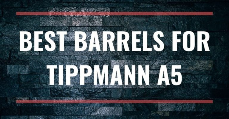Best Barrels for Tippmann A5 cover photo