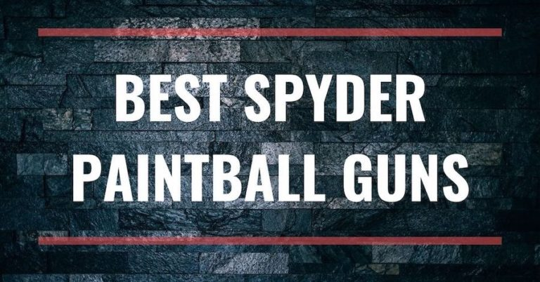 Best spyder paintball guns cover photo