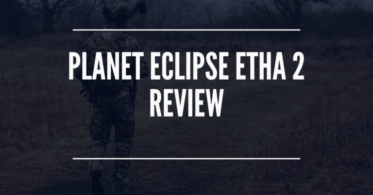 Planet Eclipse Etha 2 Review