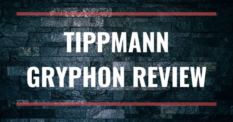 Tippmann Gryphon review, cover photo