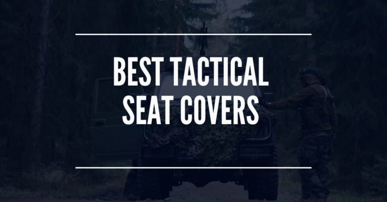 Best Tactical Seat Covers