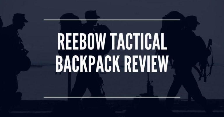 reebow tactical backpack review